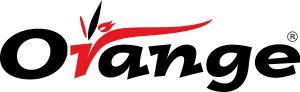 Orange rent a car Transfer company logo