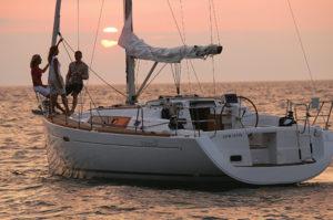 sailing in fethiye