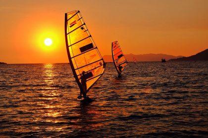 wind sorf calis beach fethiye