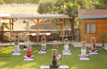 yoga kampi fethiye
